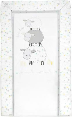 East Coast SILVERCLOUD COUNTING SHEEP CHANGING MAT Baby Changing - BN