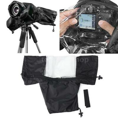 High-quality Waterproof Raincoat Cover Protector for Canon Nikon DSLR SLR Camera