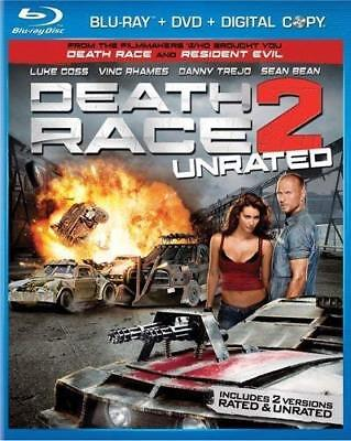 Death Race 2 [Blu-ray] NEW!