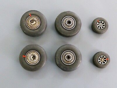 PLUS MODEL AL7025 Wheels for L749 Constelation in 1:72