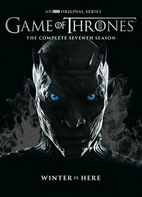 Game of Thrones: The Complete Seventh 7th Season (DVD, 2017)