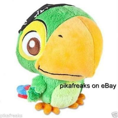 "New Skully Disney Junior Jr. Jake and the Never Land Neverland Pirates 5"" Plush"