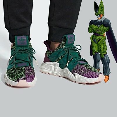 new style 2ea8e 0ea1a Adidas Prophere Dragon Ball Z Cell (Mens) Size 9 US, 42 2