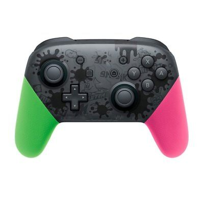 Gamepad controller wireless Bluetooth Pro Splatoon per Nintendo Switch