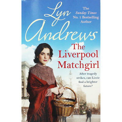 The Liverpool Matchgirl by Lyn Andrews (Paperback), Multibuys, Brand New
