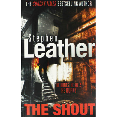 The Shout by Stephen Leather (Paperback), Fiction Books, Brand New