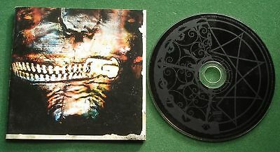 Slipknot Vol 3 The Subliminal Verses inc Pulse Of The Maggots / Duality + CD