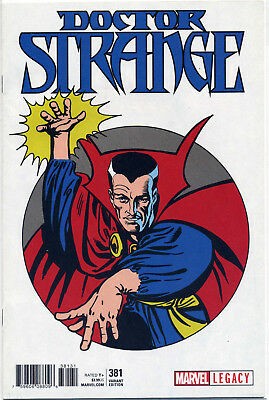 Doctor Strange #381 Ditko 1965 T-Shirt 1:50 Variant Near Mint First Print
