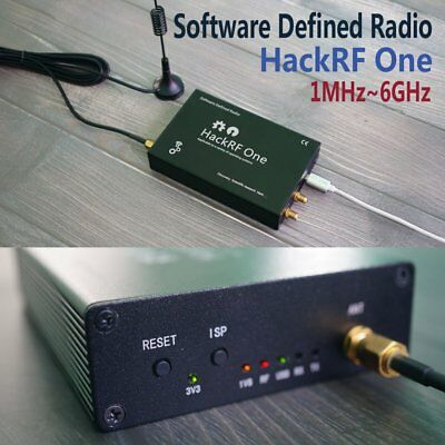 HackRF One 1MHz To 6GHz SDR Platform Software Defined Radio Development HOT OT