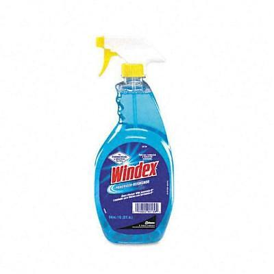 Windex Powerized Formula 32 oz Trigger Bottle Glass & Surface Cleaner (Pack of