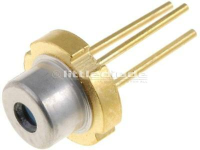 ADL-63102TL-3 Diode Laser 630-640nm 10mW 7.5/33 To18 Support Tht