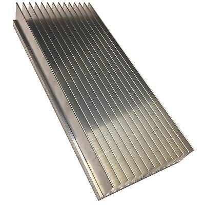 Large Transistor Heat Sink TO3 TO247 TO220 Aluminium 300x111x33mm