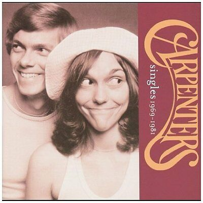 The Carpenters ~ Singles 1969 - 1981 ~ NEW CD ~ Very Best Of ~ Greatest Hits