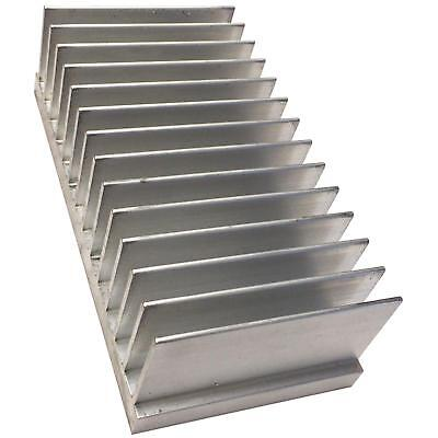 Large Transistor Heat Sink TO3 TO247 TO220 Aluminium 56x111x33mm