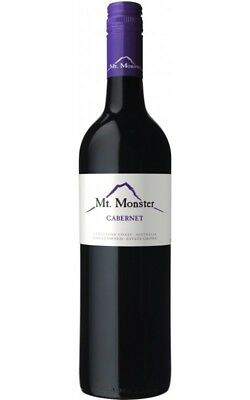 Mt Monster Limestone Cost Cabernet 2015