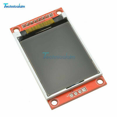 1.8 inch 128x160 LCD Display TFT SPI SD Card Module AVR PIC ARM STM32 ST7735