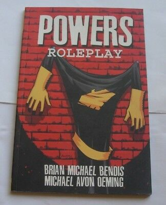 Powers Roleplay - Graphic Novel