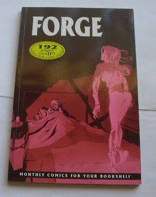 Forge - Graphic Novel