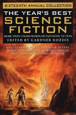 The Year's Best Science Fiction - 16th Annual Collection - SC 1st PRINT 1999