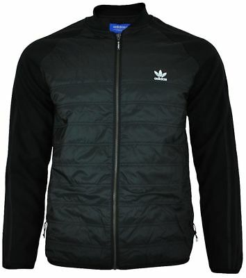 ADIDAS SST QUILTED Jacket Steppjacke für Herren in