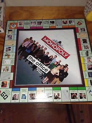 Monopoly The Office Collector S Edition