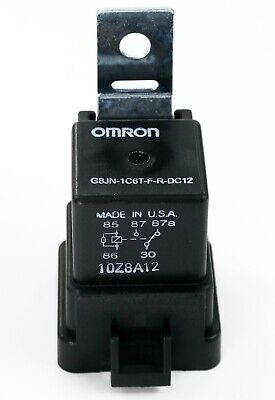 Omron G8JN-1C6T-F-R-DC12 Relay 30 AMP Part GM# 2555 3447, Bosch# 0 332 204 184