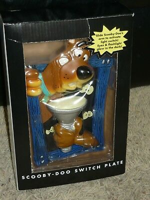 2000 Warner Bros Studio Store Scooby Doo Light Switch Switchplate Cover