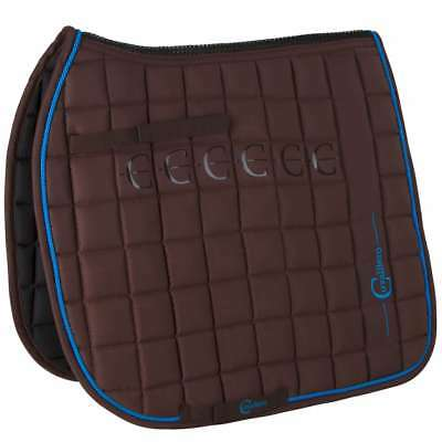 Kerbl Tapis De Selle De Dressage Cheval Equitation Excelsior Marron 328638