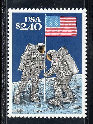 First Moon Landing  * APOLLO 11 * US POSTAGE STAMP MINT