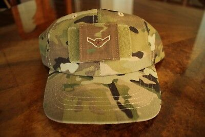 Usaf Us Air Force Multicam Ocp I/a E-2 Camouflage Combat Ballcap Ball Cap Hat