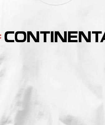 Continental Airlines Aviation T Shirt All Sizes & Colors