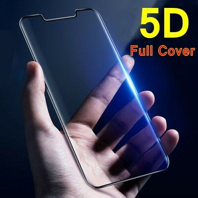 For Huawei Mate 20 Pro Lite 5D Full Coverd Tempered Glass Film Screen Protector