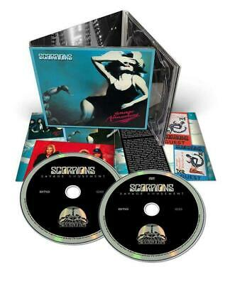 Scorpions - Savage Amusement (50th Ann. Deluxe Ed. CD/DVD w. 6 bonus tracks) (R0