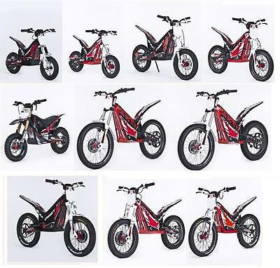 OSET 12.5 16.0 20.0 24.0 and MX10 all currently available!! Electric bikes