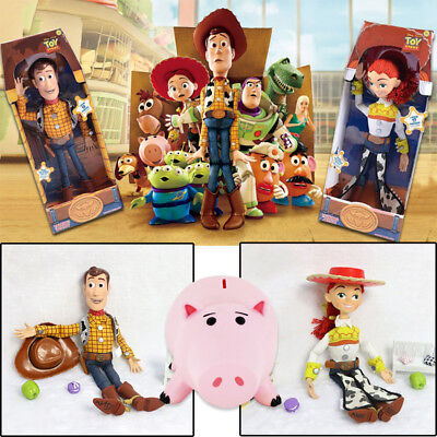 8d1f19f14 UK Original WOODY Toy Story 3 Pull String Action 15'' Pull String Talking  Figure