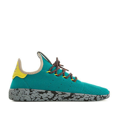 best authentic fce5a fdb4a adidas Originals Pharrell Williams Tennis Hu Trainers In Teal
