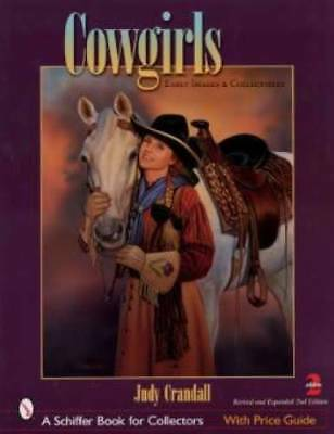 Cowgirls Book Vintage Western Photos History