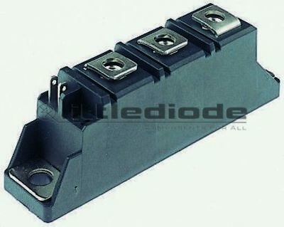 Vishay VSKT91/14 Double Thyristor Module Scr 95A 1400V 7-Pin TO-240AA