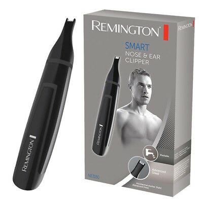 Remington CORDLESS Nose Trimmer Ear Trimmer and Eyebrow Trimmer GROOM KIT NE3150