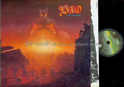 LP-Dio – The Last In Line // OIS // NL