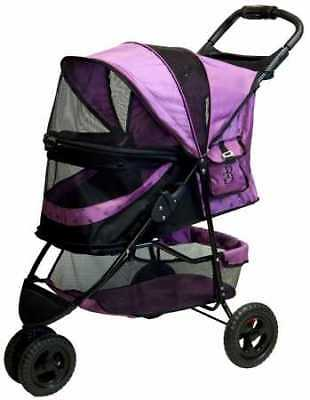 Pet Gear NoZip Special Edition Stroller  Orchid