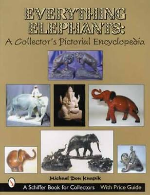 Everything Elephant Collectors Guide - Vitnage Figurines, Cast Iron Bookends Etc