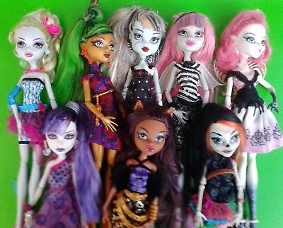 Monster High Doll (Your Choose the one you want)