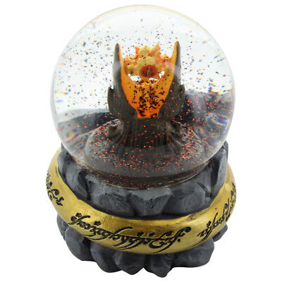 Lord of the Rings Eye of Sauron Snow Globe