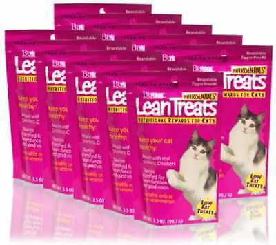 10PACK Lean Treats for CATS 2.1 lbs