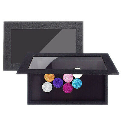 Empty Magnetic Palette Box DIY Eye Shadow Palettes Makeup Organizer Makeup Plate