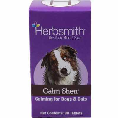 Herbsmith Calm Shen Tablets 90 count