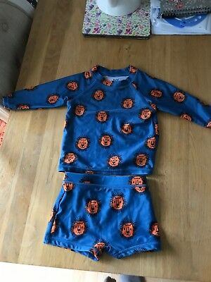 Baby Boy Swimming Suit 9-12 Months