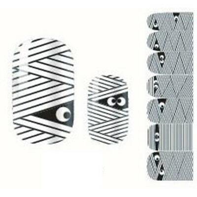 Nail Wrap Sticker Decoration Self Type Adhesive Polish Foil Art Decal Lovely