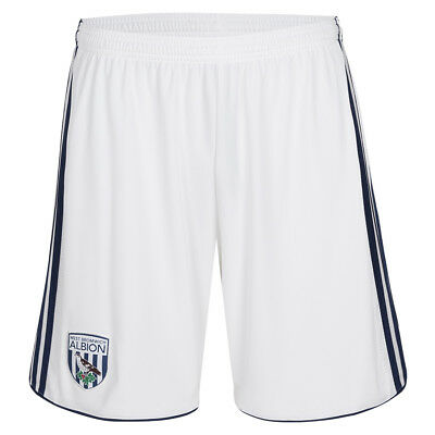 Adidas West Bromwich Albion Home Shorts 2017/18